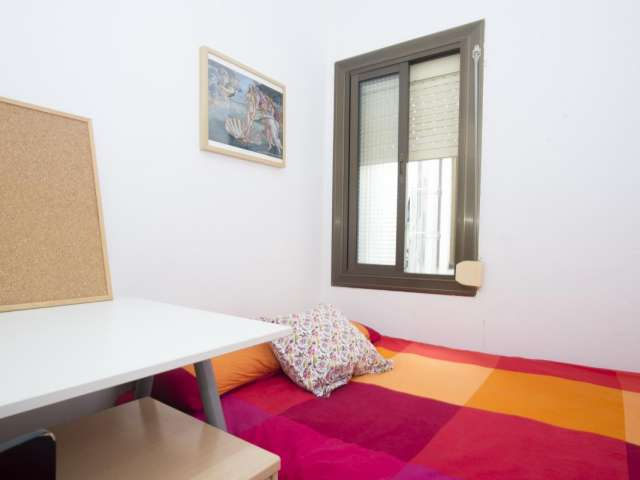 Cozy room in shared apartment in Horta-Guinardó, Barcelona