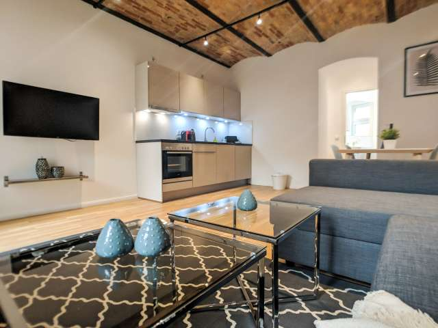 Lovely apartment with 1 bedroom for rent in Mitte, Berlin