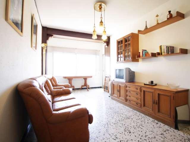 Schöne 3-Zimmer-Wohnung zur Miete in Les Corts, Barcelona
