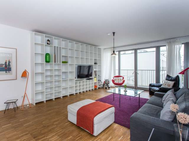 Apartment with 3 bedrooms for rent in Friedrichshain