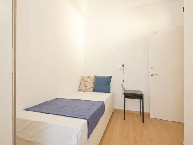 Innenraum in 10-Zimmer-Wohnung in Moncloa, Madrid