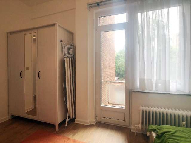 Chambre à louer dans un appartement de 2 chambres à Woluwe St. Lambert