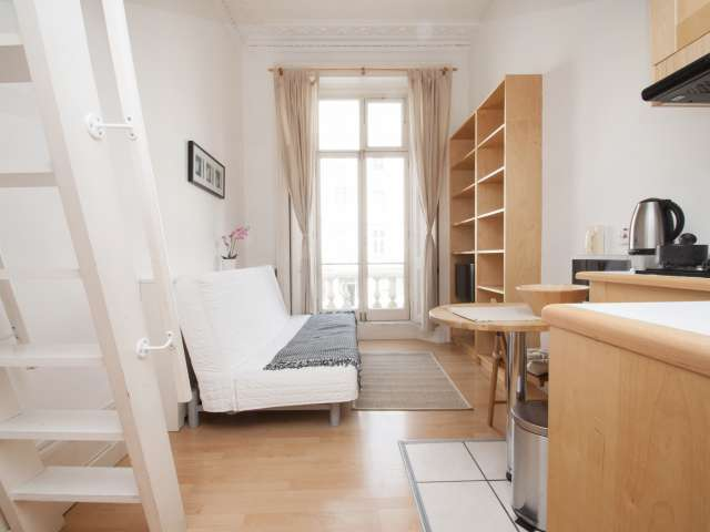 Studio Flat for Rent next to Chelsea College of Arts, London