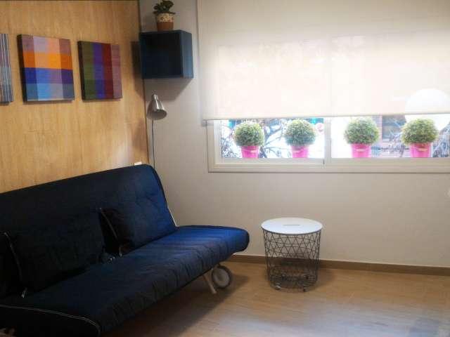 Studio in Barcelona