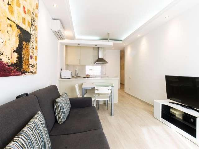 Appartamento con 1 camera da letto - L'Esquerra de l'Eixample, Barcellona