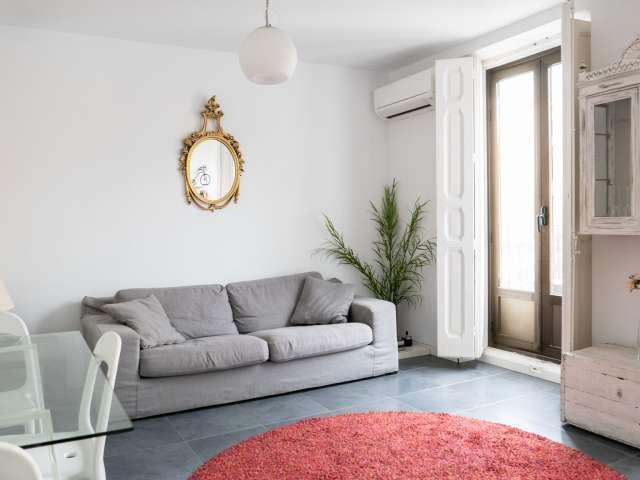 2-Zimmer-Wohnung zur Miete in Atocha, Madrid