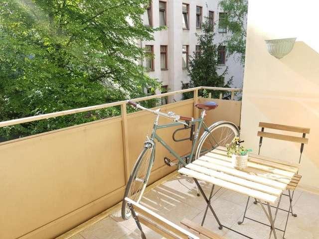1-bedroom apartment for rent in Mitte, Berlin