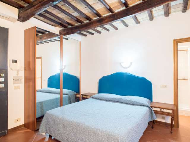 Monolocale con AC in affitto a Centro Storico, Roma