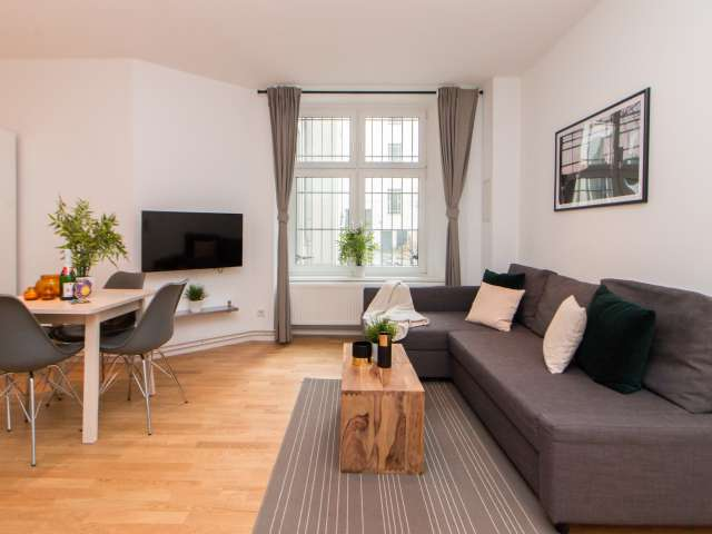 Studio-Wohnung zur Miete in Tiergarten, Berlin