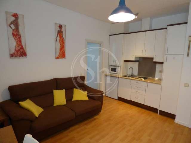 Apartamento 0 habitaciones Madrid