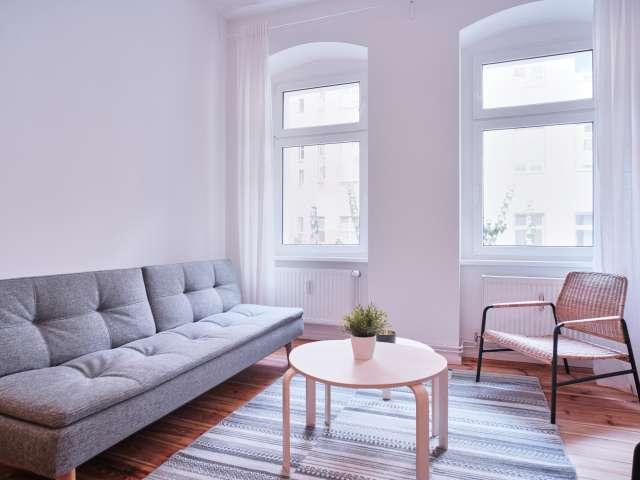 Wohnung mit 1 Schlafzimmer zu vermieten in Charlottenburg, Berlin