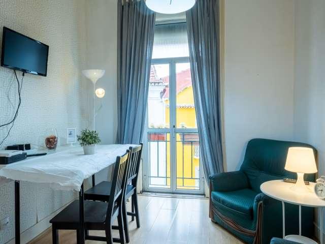 2-bedroom apartment to rent in Martim Moniz, Lisbon
