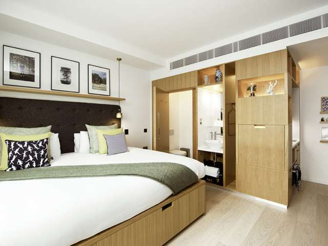 Serviced Studio Superior zu vermieten in Covent Garden, London