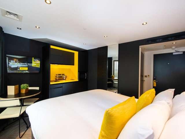 Appartamento monolocale servito in affitto a The Liberties, Dublino