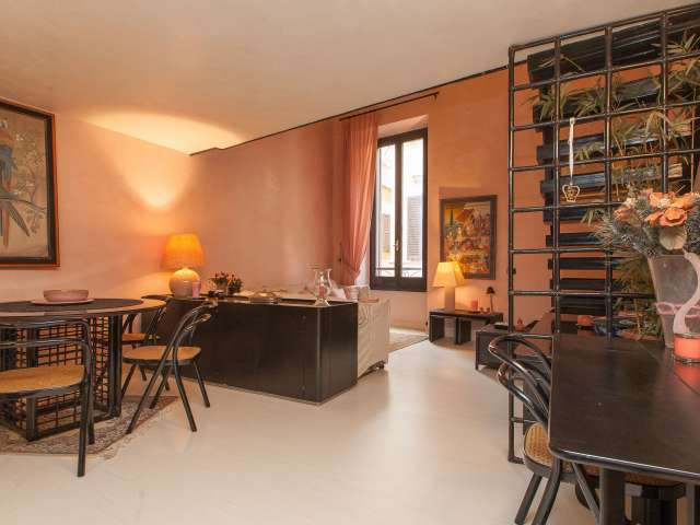 Studio apartment for rent in Centro Storico, Rome