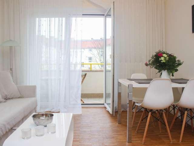 1-Zimmer-Wohnung zur Miete in Friedrichshain, Berline