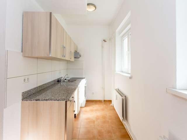 Wohnung mit 1 Schlafzimmer zu vermieten in Bergmannkiez, Berlin