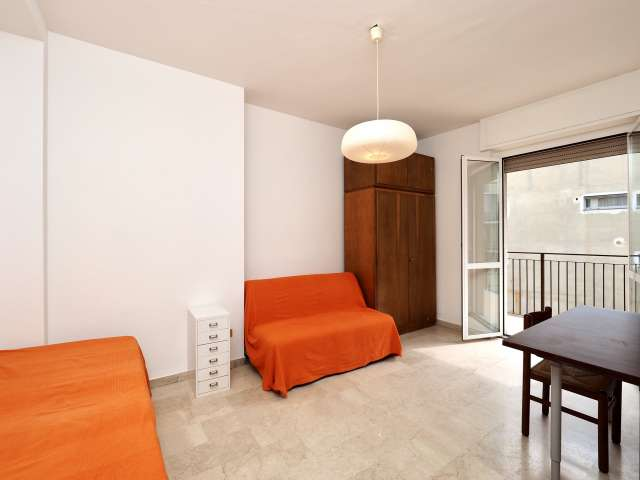 Private room in 2-bedroom apartment in Lambrate, Milan