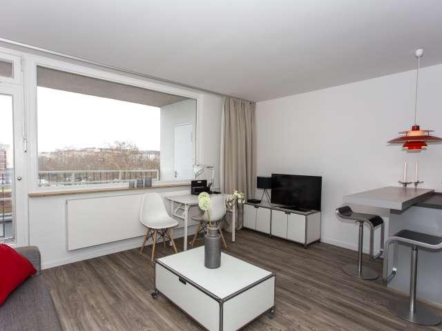 Studio apartment for rent in Kreuzberg, Berlin