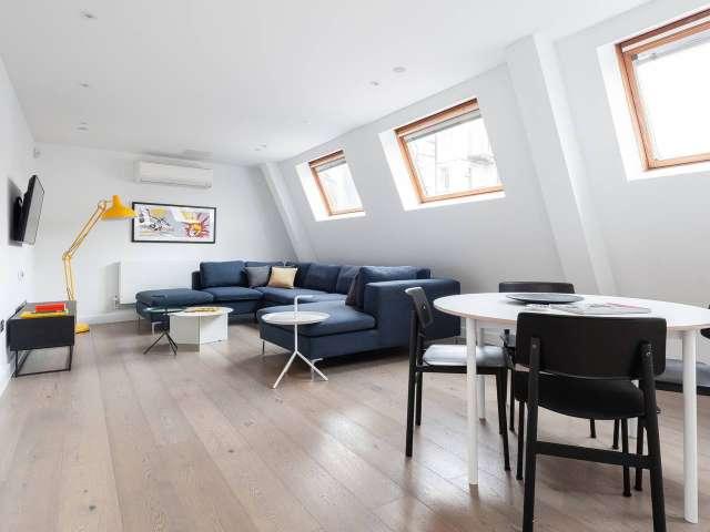 Appartement 2 Chambres avec Services à Louer à Leicester Square