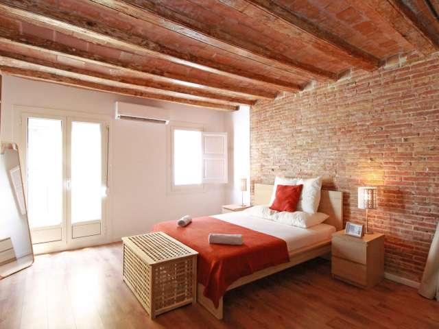 Studio-Wohnung zur Miete in El Raval, Barcelona