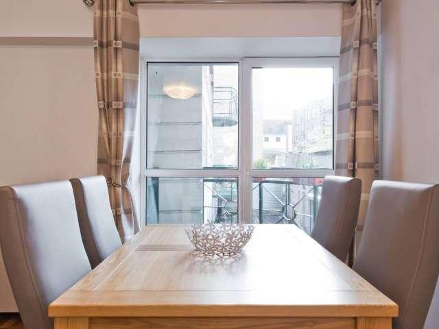 Apartamento de 1 dormitorio para alquilar en Dublín 2