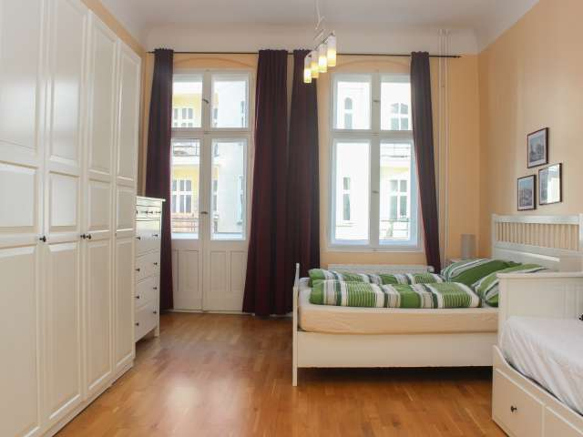Geräumige 1-Zimmer-Wohnung zu vermieten in Lichtenberg, Berlin