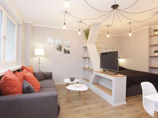 Modernes Studio-Wohnung in Wilmersdorf, Berlin