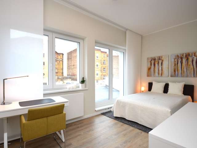 Interior apartment for rent in Mitte, Berlin