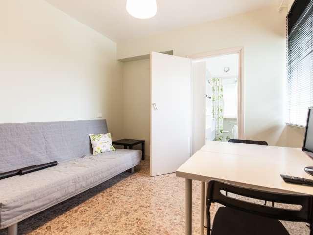 Moderno monolocale in affitto ai lavoratori, Ostiense, Roma