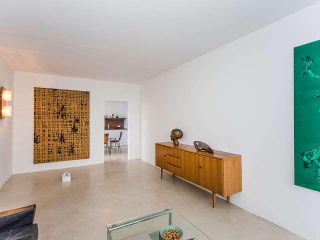 Moderne Wohnung mit 2 Schlafzimmern zur Miete in Mitte, Berlin