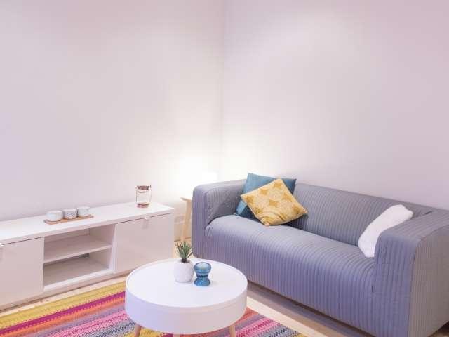 Studio apartment for rent in Puente de Vallecas, Madrid