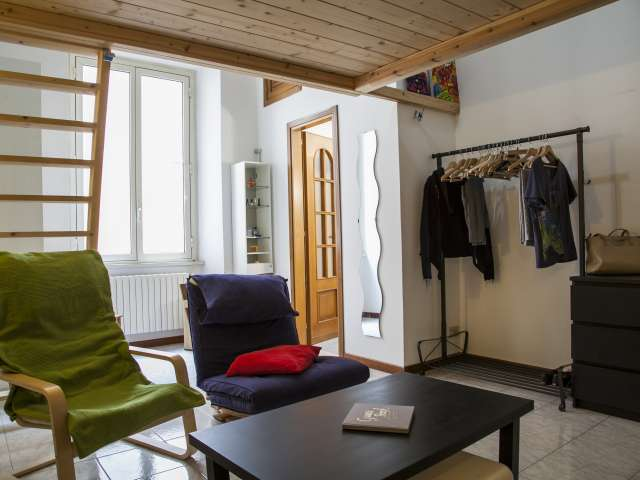 Bright room in apartment in Rome City Centre