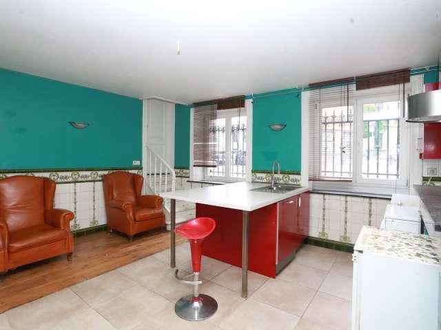 1-Zimmer-Wohnung zur Miete in Saint-Gilles, Brüssel
