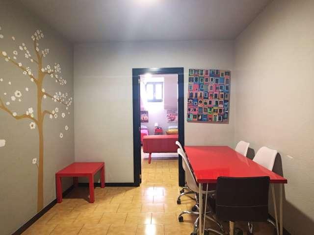 Apartamento de 2 dormitorios en alquiler en Madrid Centro