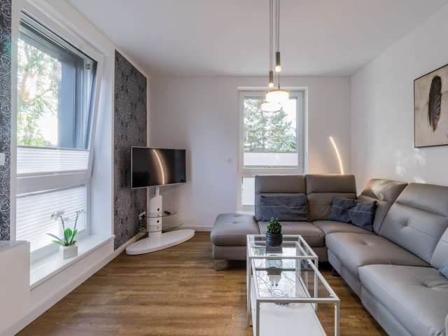 Ganze 1 Schlafzimmer Wohnung in Berlin