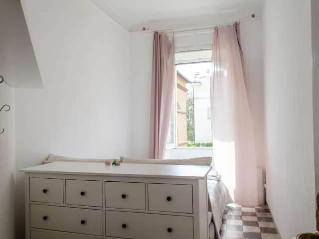 Bella stanza in affitto a Trastevere, Roma