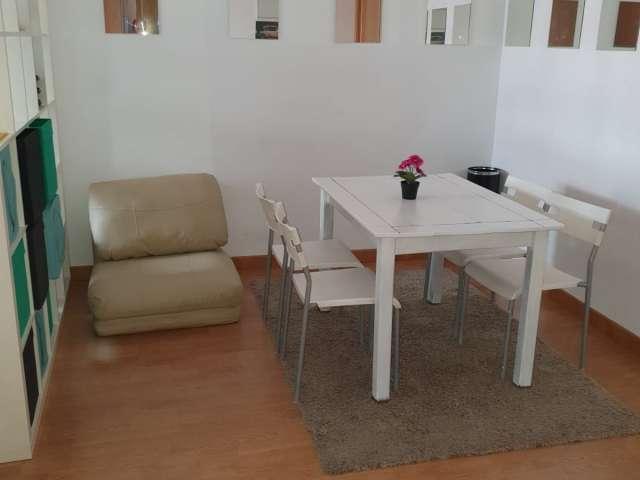 Studio in Madrid