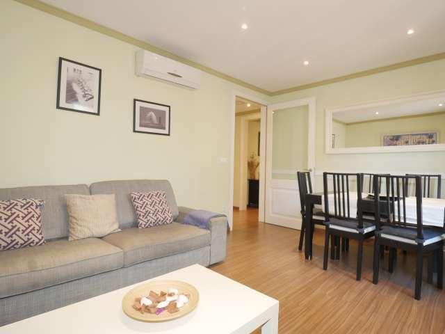 4-Zimmer-Wohnung zur Miete in El Raval, Barcelona