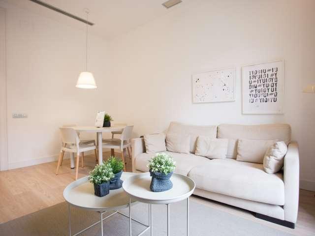 Appartamento in affitto in Eixample Esquerra, Barcelona 2 camere da letto