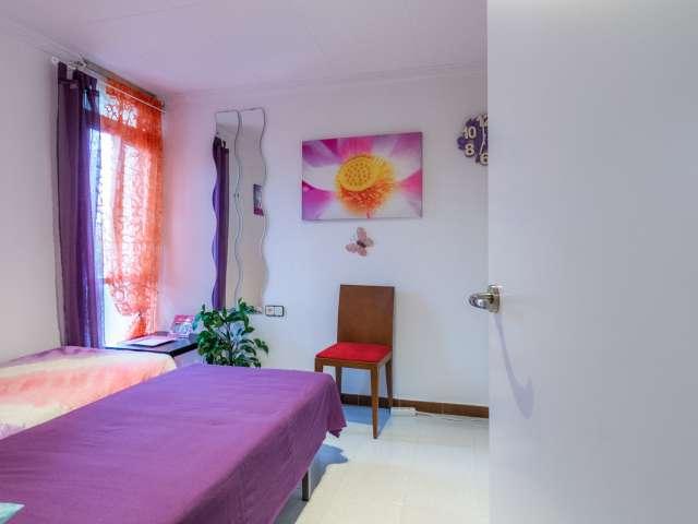 Cute studio apartment for rent in Poblenou, Barcelona