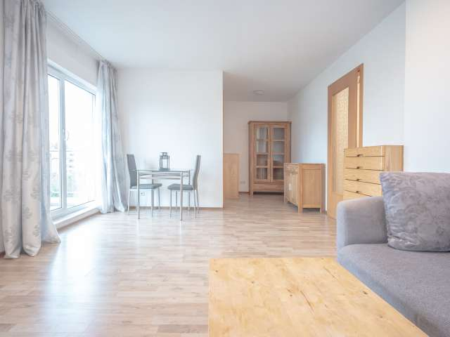 Helles Studio-Wohnung in Mitte, Berlin
