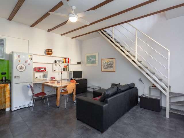 Appartamento con 1 camera da letto in affitto a Bovisa, Milano
