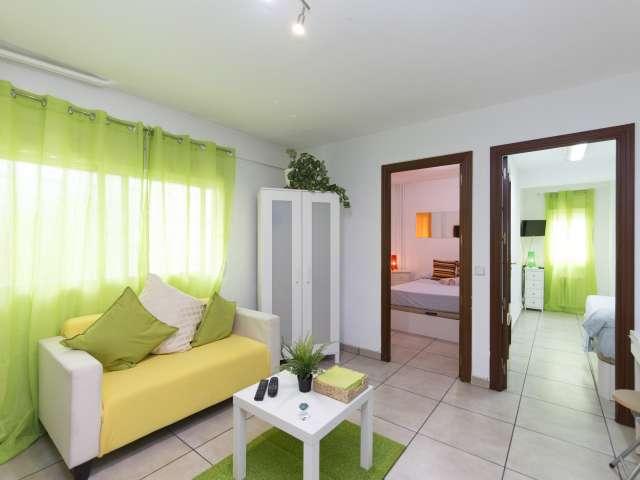 2-Zimmer-Wohnung zur Miete in Chamartín, Madrid