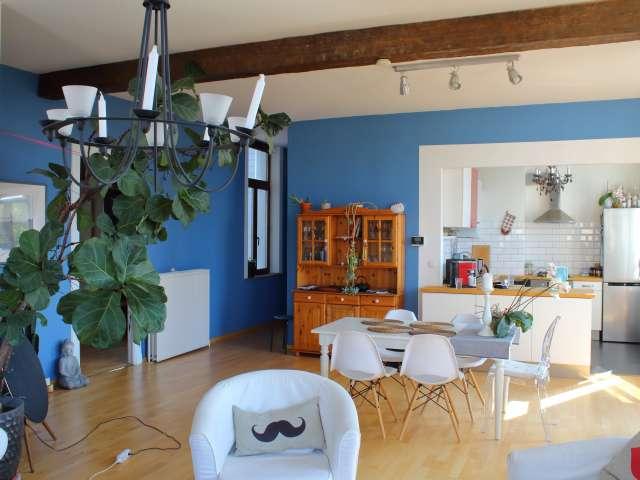 Spacieux appartement de 2 chambres à louer à Jette, Bruxelles