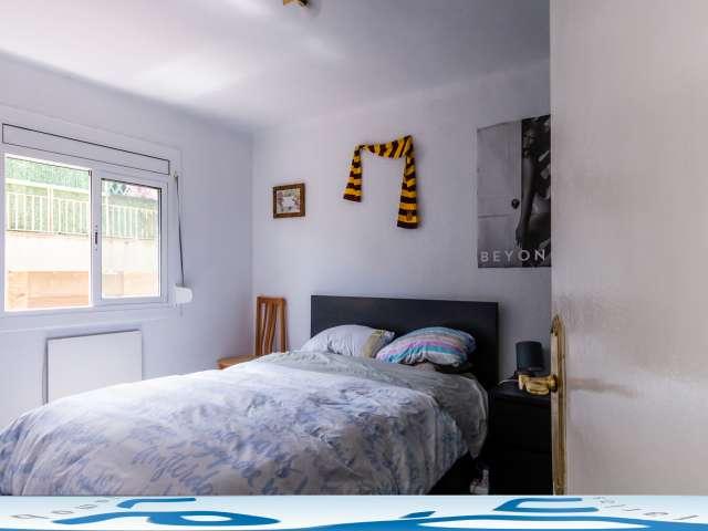 Modern room in 2-bedroom apartment in Horta-Guinardó
