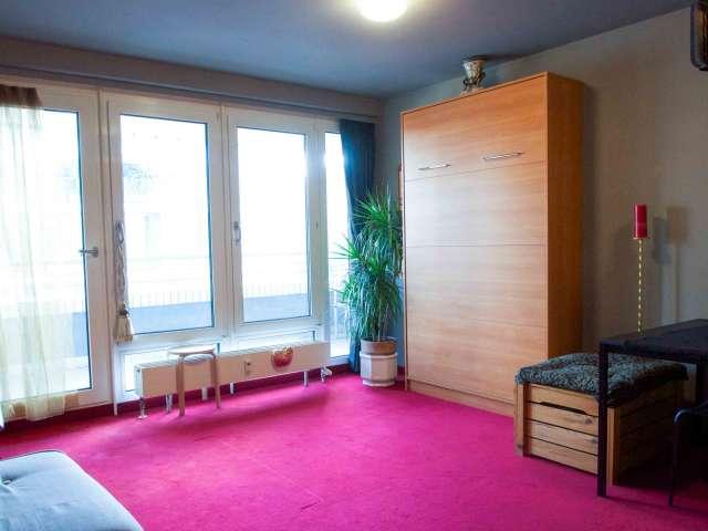 Unabhängiges Studio-Apartment zur Miete in Mitte, Berlin