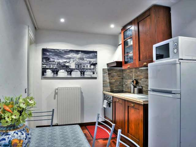 Appartamento con 1 camera in affitto a Termini, Roma