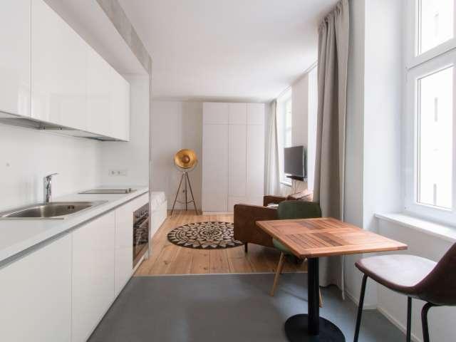 Helle Studio-Wohnung zur Miete in Kreuzberg, Berlin