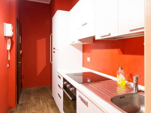 Appartement 1 chambre à louer à Tibaldi, Milan